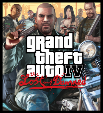 GTA 4 : The Lost and Damned